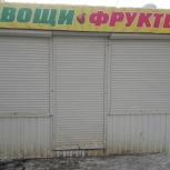 Действующий торговый павильон овощи и фрукты сухофрукты, Челябинск