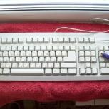Клавиатура со старой вилкой, Челябинск