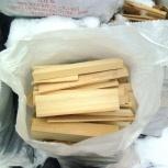 Дрова  35-45 см уложены в мешки, Челябинск