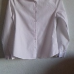 Рубашка школьная 8-9 лет, Челябинск