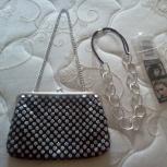 Дизайнерская сумочка,винтажная,новая.Япония, Челябинск