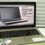"15.6"" Ноутбук ASUS VivoBook 15 D540NV-GQ065T, Челябинск"