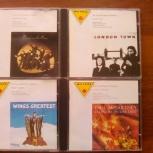 Audio-CD Paul McCartney,Black Sabbath,Jesus Christ, Челябинск