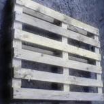 Продам европоддоны,Поддоны б/у деревянные 1200*1000, Челябинск