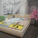 Кровать Афина двухспальная, Челябинск
