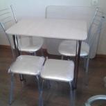 Стол кухонный новый 85/85 см, Челябинск