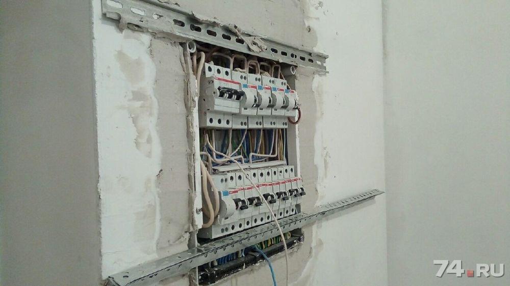 Электромонтаж ремонт челябинск