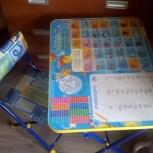продам детский стол и стульчик, Челябинск
