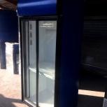Холодильный шкаф Norcool S810SD pro (blue) б/у, Челябинск