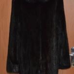 Шуба женская норковая с капюшоном, Челябинск