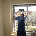 Ремонт, сборка окон дверей мебели на дому, в офисе. Монтаж полов стен, Челябинск