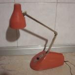 Миниатюрная настольная лампа., Челябинск