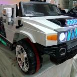 Детский электромобиль двухместный hammer, Челябинск