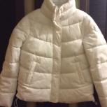 Продам куртку новую белую размер 48 ( подойдёт от 46 до 50)., Челябинск