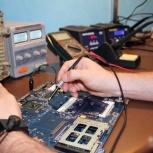 Ремонт ноутбуков любых моделей, гарантия, Челябинск
