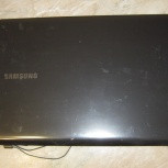Крышка  матрицы ноутбука samsung APORS 000610HYT10E2CQ10101A5, Челябинск