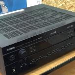 AV-ресивер с поддержкой 6.1 и видеоконвертором Yamaha RX-V540RDS, Челябинск