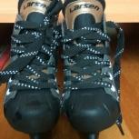 коньки хоккейные размер 30, Челябинск