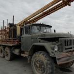 Буровая установка УРБ-2а2 Зил-131, Челябинск