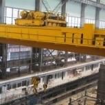 Ремонт мостового крана, двухбалочного, однобалочного, Челябинск