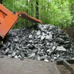 Доставка скального грунта, Челябинск