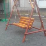 Деревянные  качели, Челябинск