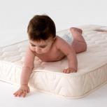 Матрас в детскую кровать новый, Челябинск