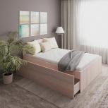 Новая двуспальная кровать №66 с доп.спальн.местом, Челябинск