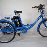 Электрический трицикл Иж-Байк Farmer, Челябинск