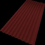 Ондулин Лист Смарт 950х1950 коричневый, Челябинск