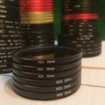 Фильтры для объектива 55 mm nd4 nd8, Челябинск