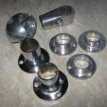 Элементы для соединения  никелированных труб, Челябинск