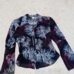 Продам блузку из шифона пр-во Польша, Челябинск