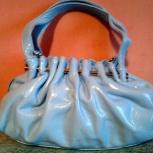Стильная сумочка небесного цвета, Челябинск
