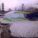 Палатка Куб 5,0м х 5,0м х2,6м, Челябинск