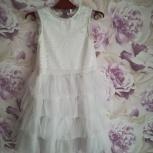 Продам нарядное платье р-р 122, Челябинск
