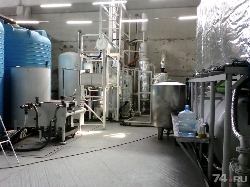 Продажа бизнеса в челябинске бытовая химия работа киров свежие вакансии пекарь
