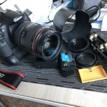 Фотоаппарат canon 60d kit24-7О+блок, Челябинск