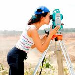 Видео-курс по геодезии. Работа с тахеометром, Челябинск