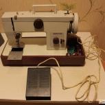 """Продам швейную машинку с  электроприводом приводом марка """"Чайка"""" 134А, Челябинск"""