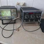 Осцилограф двухканальный С1-118А, Челябинск