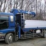 Услуги самопогрузчика 12 тонн, Челябинск