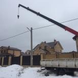 Аренда кран манипулятор, Челябинск