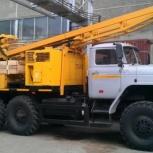 Буровая установка УРБ 2Д3, Челябинск