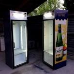 Шкаф витрина Frigorex Super8 серый металлик LED, Челябинск