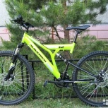 Двухподвес велосипед новый горный, Челябинск