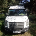 Заказ микроавтобус Volksvagen krafter 20+1 посадочных мест., Челябинск