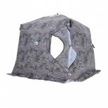 Палатка Куб 2,5х2,5х2,3, Зимний лес, Челябинск