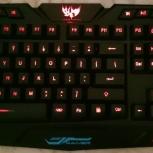 Игровая клавиатура с подсветкой, Челябинск