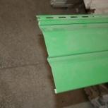 Сайдинг Fine Wood Industrial 4.0  3660х205мм  зеленый, Челябинск